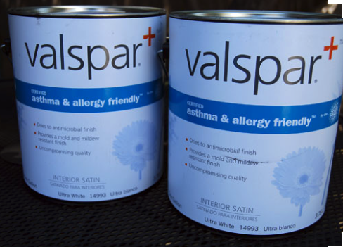 Valspar Unveils First Paint Certified By The Asthma And Allergy Foundation Of America