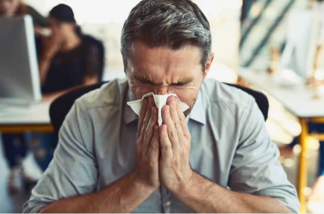 New Study Finds Americans Aren't Doing Enough To Prevent Cold & Flu