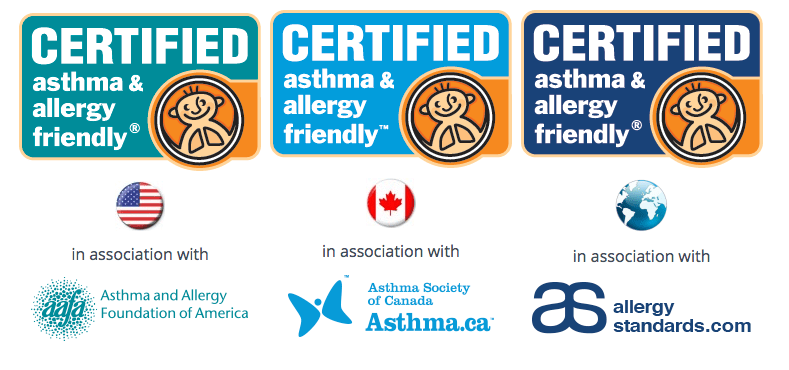 asthma & allergy friendly® Certification Programs