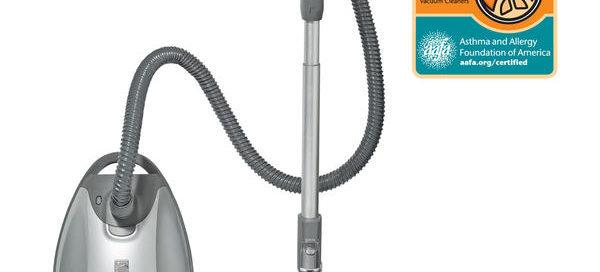 Certified asthma and allergy friendly Kenmore vacuum by Cleva North America