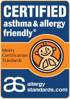 asthma and allergy friendly® Certification - Allergy Standards Ltd