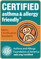 asthma & allergy friendly® Certification Program in association with AAFA