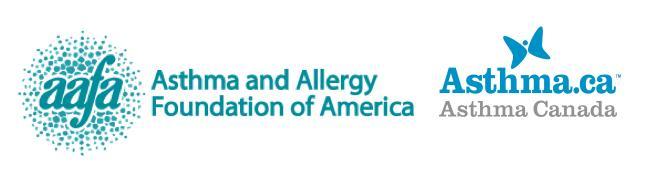 AAFA & Asthma Canada partnership - Allergy Standards Ltd