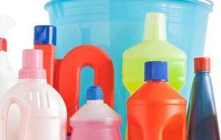 Chemicals in cleaning products