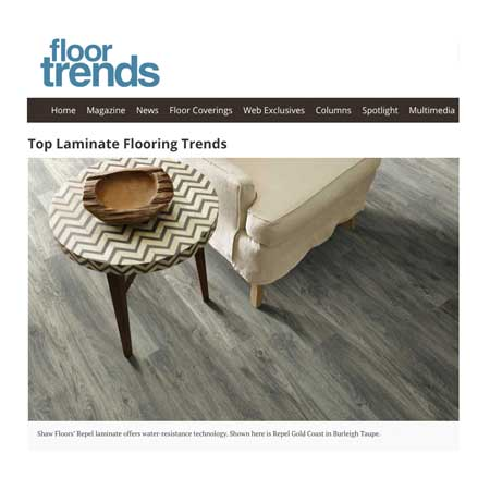 Floor Trends Tarkett