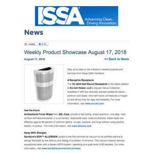 ISSA Sanitaire Allergen