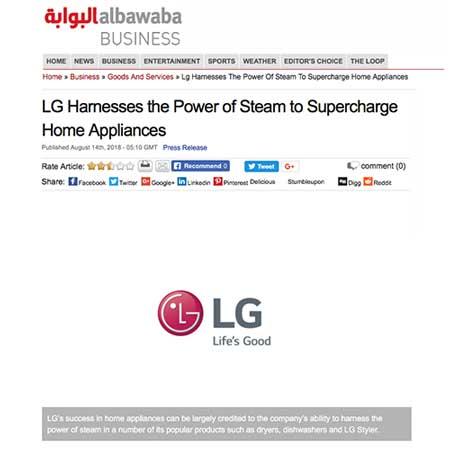 LG TrueSteam™ technology