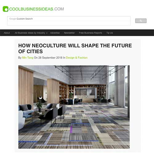 Tarkett Interview - How Neoculte will shape the future of cities?
