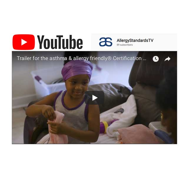 Trailer Philadelphia Healthier Home Project Certification Program Allergy Standards