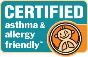 asthma & allergy friendly® logo