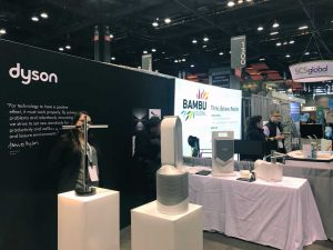 GreenBuild Conference Dyson Allergy Standards