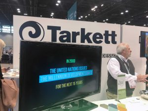 GreenBuild Conference Tarkett Allergy Standards