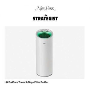 Recommended LG air purifier in New York Mag - Certified asthma & allergy friendly®