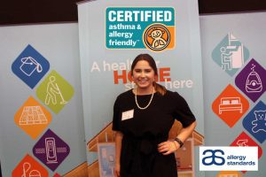 Sara Ciavarella, Notre Dame, ESTEEM Program, Allergy Standards, innovation