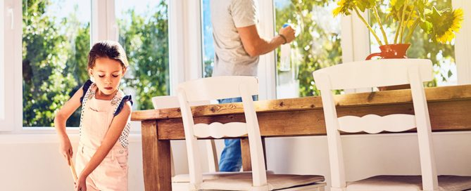Spring Cleaning by Dr. Anna O'Donovan, Allergy Standards