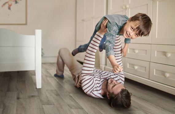 Brand Promises for Healthier Homes, Tarkett Case Study