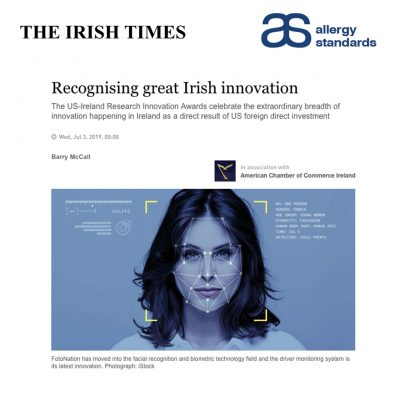 The-Irish-Times-allergy-Standards-Recognising-Great-Irish-Innovation
