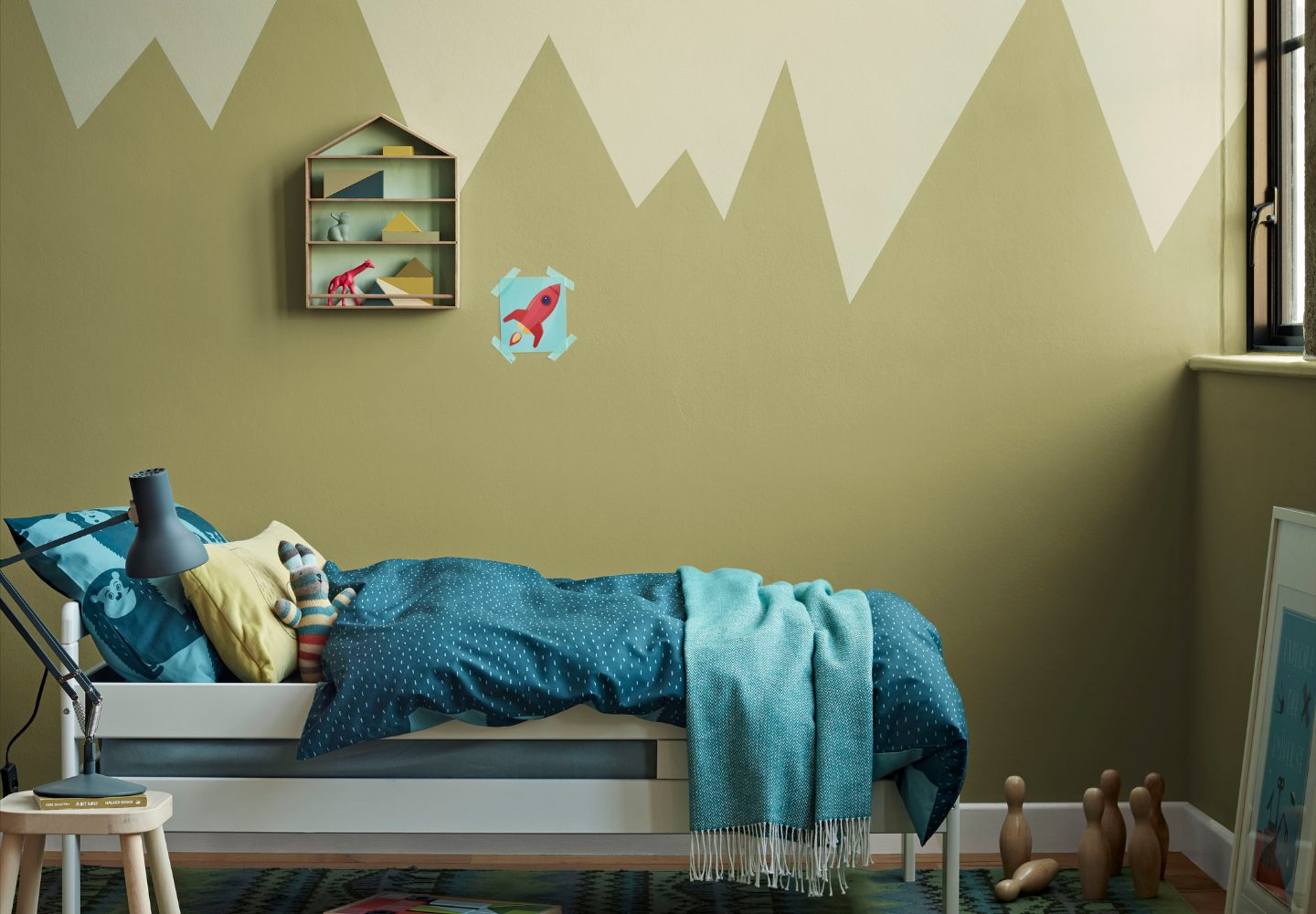 Crown Paints Allergy Standards asthma & allergy friendly