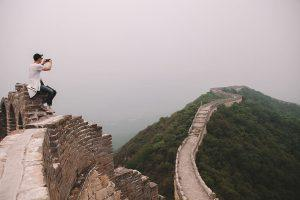 Great Wall Pollution