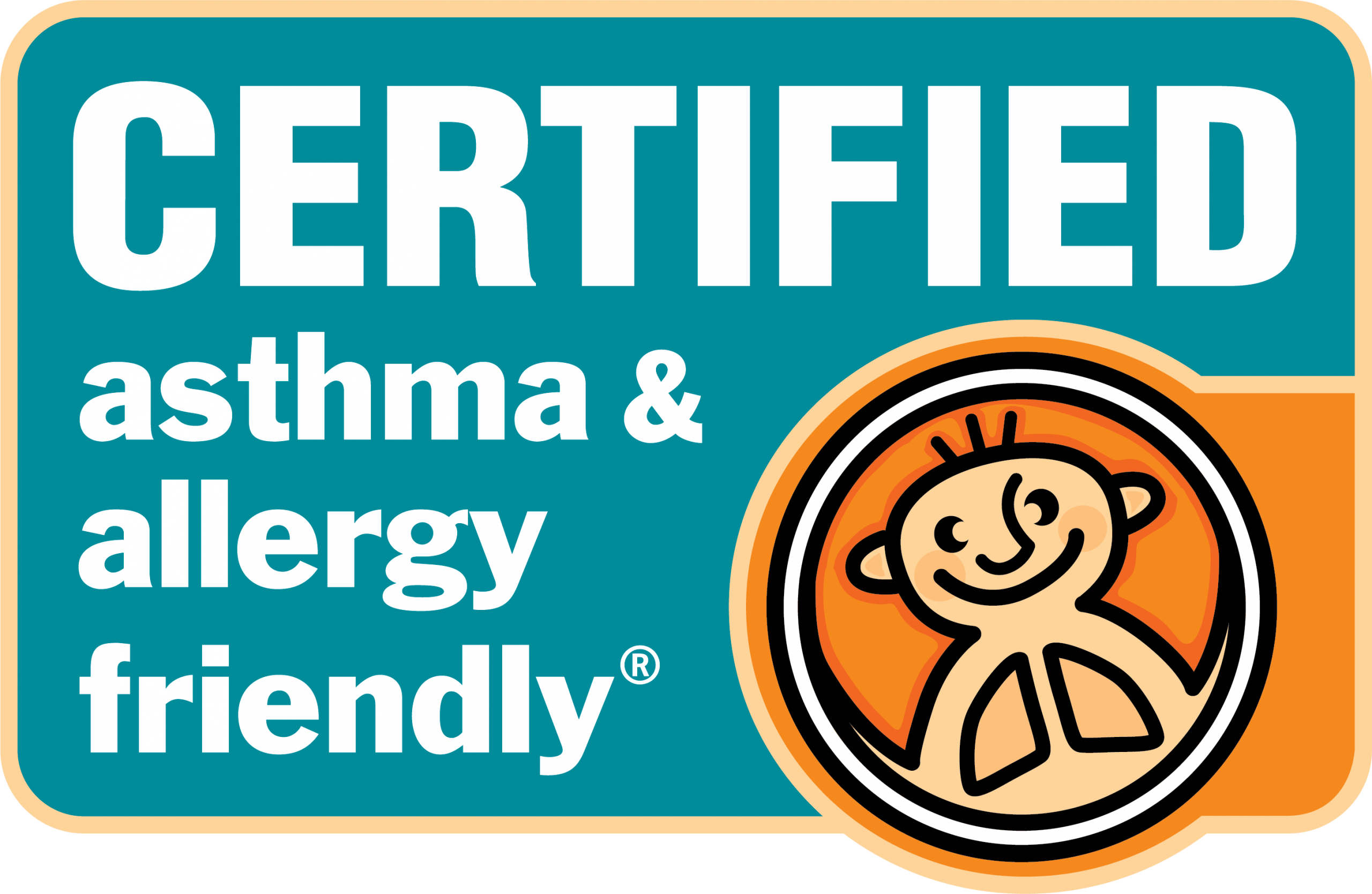 asthma & allergy friendly Certification Program logo