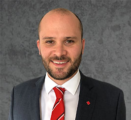 David MacLeod Senior Finance Business Partner