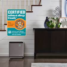 certified asthma and allergy friendly® air cleaners