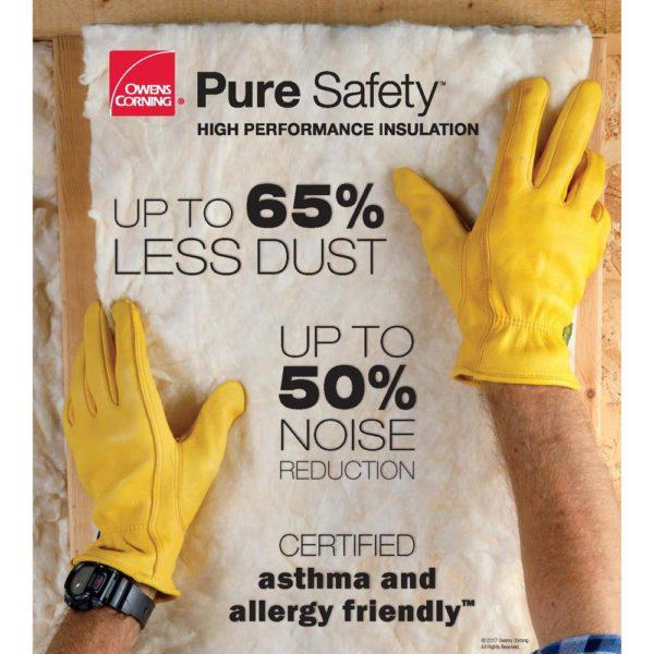 CERTIFIED Pure Safety® µhigh Performance Insulation