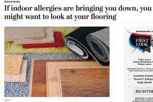 Washington Post flooring