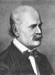 Dr. Ignaz Semmelweis and airborne disease