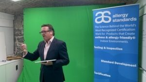 Dr. John McKeon at EEBA Summit